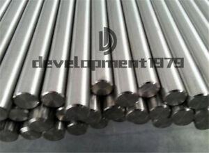 1pcs Titanium Ti Titan Gr.2 GR2 Metal Rod Diameter 10mm Length 100mm