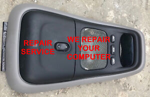 Ford Explorer Sport Trac Overhead Console Computer Repair Service We Repair Your Ebay