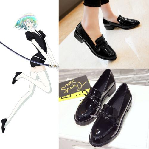 Land of the Lustrous Houseki no Kuni Cosplay Shoes Student Uniform JK Shoes
