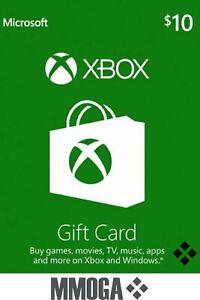 Xbox Live veneno card 10 usd - $10 US dollars EE. UU. Microsoft one 360 guthabn código *