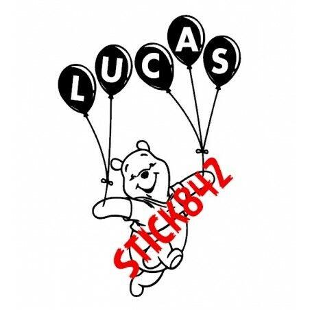 Winnie balloons