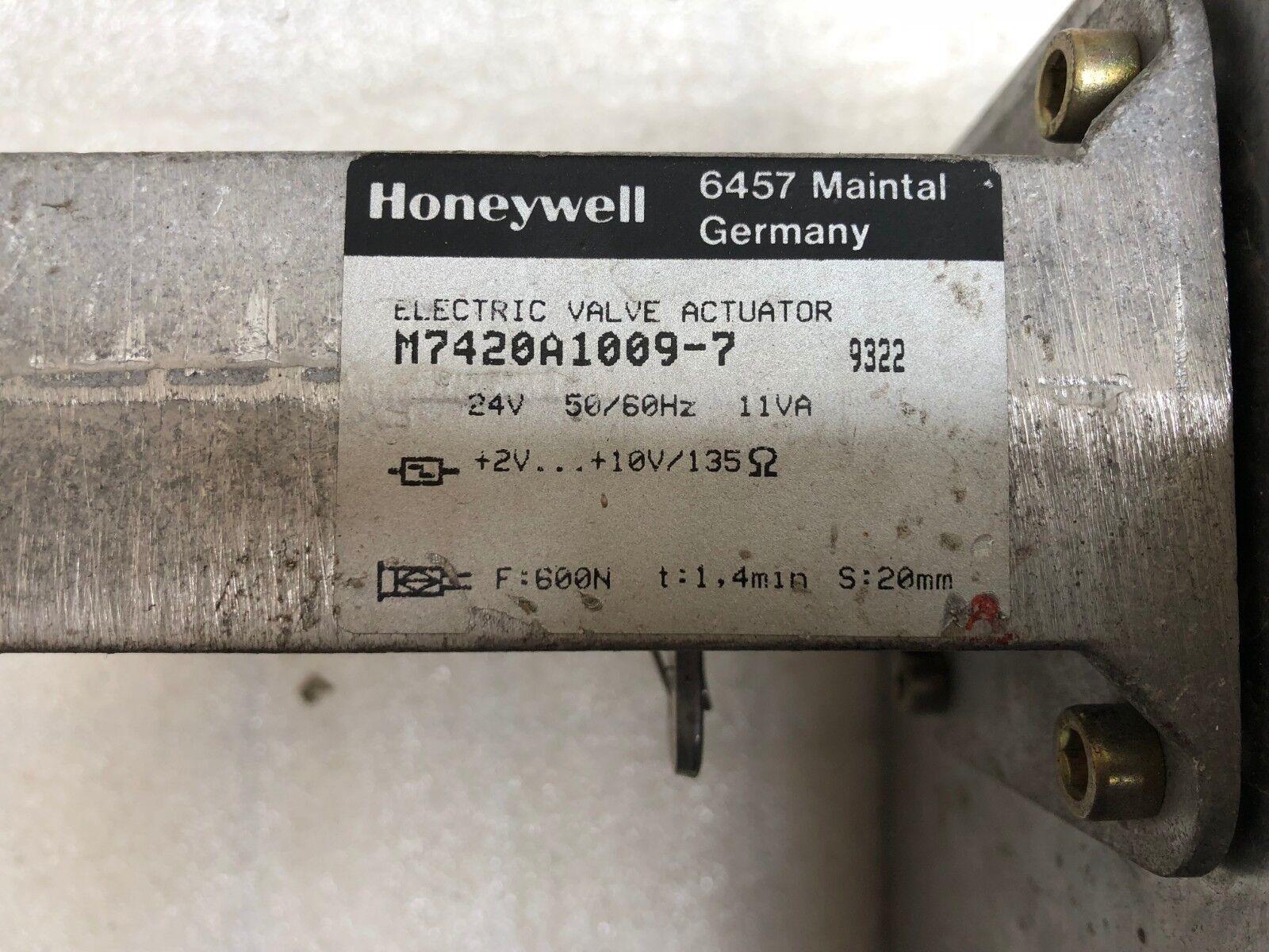 HONEYWELL  - Ventilantrieb    - Stellantrieb M7420A1009-7 5a2a54