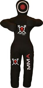 MMA-Dummy-Grappling-Punching-Bag-Jiu-Jitsu-Judo-Martial-Arts-standing-style-UFC