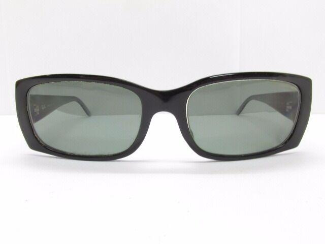 Ray-Ban RB 4067 Eyewear Frames 51-16-135 Black Rectangle Tv6 30685 ...