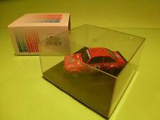 TROFEU MP1985 FORD ESCORT MK II - RALLY PORTUGAL 1985 - RED 1:43 - MINT IN BOX
