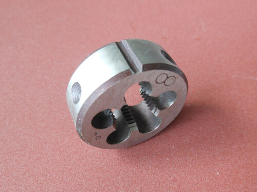 New 1 Pc Metric Left Hand Die M18 X 1mm Dies Threading Tools 18 x 1.0 mm pitch