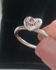 anello pandora cuore