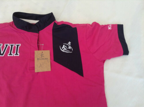 Quality 2013 HK7 Ladies EVENT Hot Pink polo Leisure Bargain Free P+P Holidays