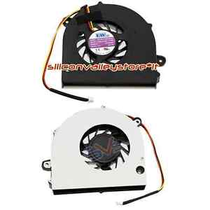 Ventola BJ001 Toshiba 1TC L500 L500 Satellite XS10N05YF05V CPU Fan 1UR rc6yr7