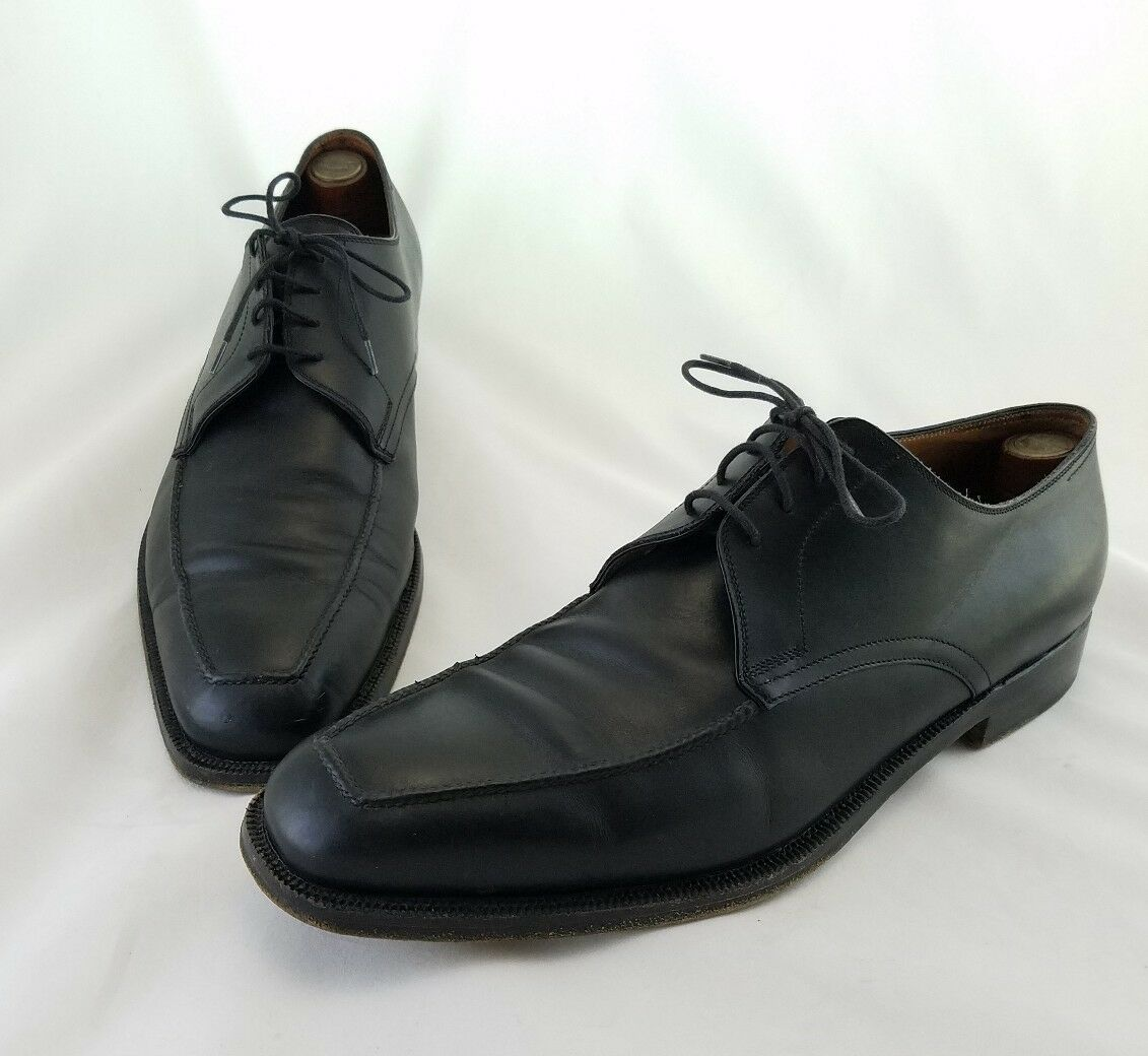 To Boot New York Adam Derrick Men's Size 11.5 Black Lace-up Oxfords shoes S1