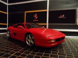 Elite Ferrari F355 Berlinetta 1:18 Rouge