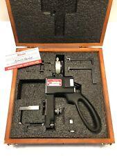 Starrett 1175 Series Dial Indicator Groove Gage Inch 0376 6 Range