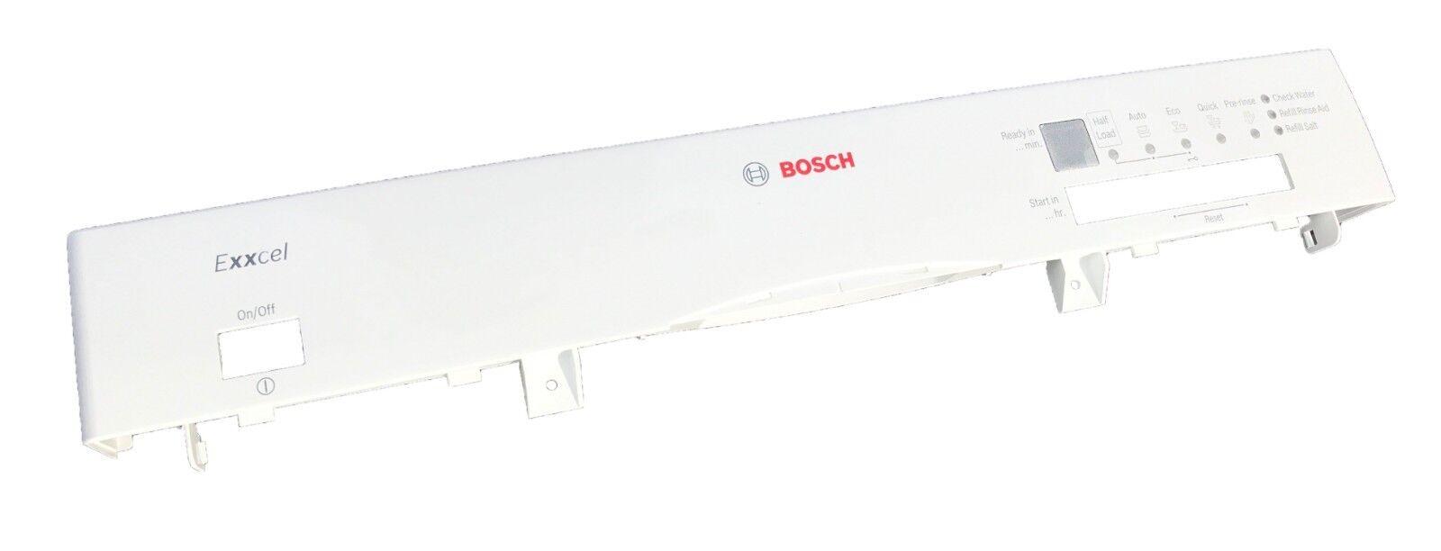 Bosch 00664837 Dishwasher Panel Frame