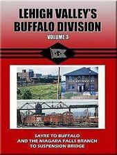 Lehigh Valley's Buffalo Division By Bill McLane Volume 3 DVD NEW John Pechulis