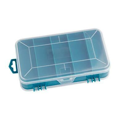 13 Compartment TOOL ORGANISER Box Storage Screw Nail Nut Bolt Tidy Case U300