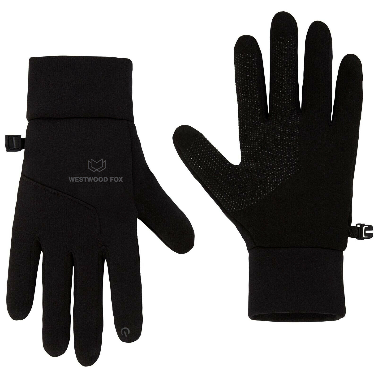 WFX Unisex Mens Touch Screen Warm Thermal Gloves Windproof Anti-slip Winter Use