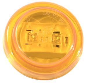 "Grote 47123 SuperNova 2-1//2/"" Amber LED Clearance Marker Lamp"