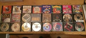 Lot-of-PC-Games-Untested-Mid-90-s-To-2000-s-Computer-Gaming-Bundle-85-discs