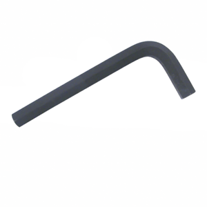 "Wiha 35334 7//64/"" x 54mm Black Hex L-Key Short Arm"