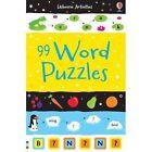 99 Word Puzzles by Usborne Publishing Ltd (Paperback, 2014)