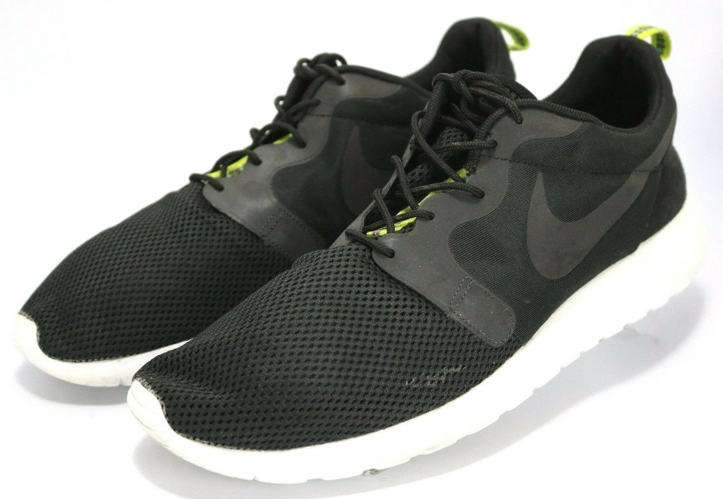 Nike  90 Men's Roshe Run Hyperfuse Running shoes Size 13 Black