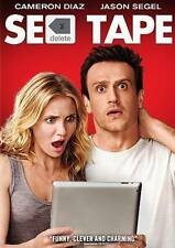 Sex Tape (DVD + Digital Copy 2014 WS) Cameron Diaz Jason Segel
