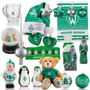 SV-Werder-Bremen-Weihnachtskugel-Christbaumschmuck-Geschenkideen