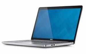 "Dell Inspiron 17 7737 17.3"" i5 8GB 1TB SSHD HD Touchscreen GeForce Laptop DVD"
