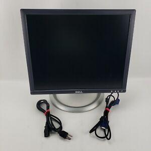 "Dell Ultrasharp 1905fp 19"" LED LCD Computer Monitor DVI-VGA With Cord"