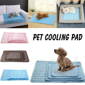 4-Sizes-Pet-Cooling-Gel-Mat-Dog-Cat-Bed-Non-Toxic-Cool-Dog-Summer-Pad-Free-POST