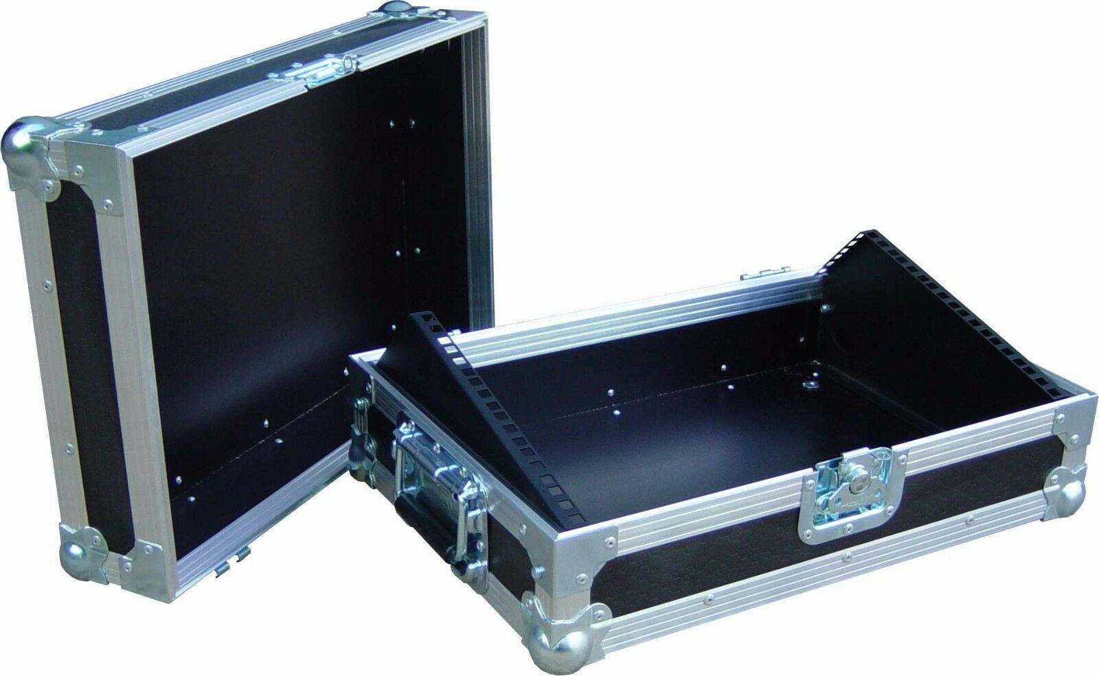 Pioneer DJM4000 Rack Mixer DJ Swan Flight Case (Hex)