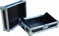 "6U 19"" Sloped Rack Mount Mixer Swan Flight Case (Hex)"