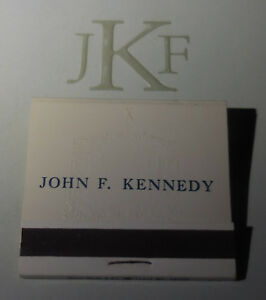 Official-JFK-039-s-White-House-Matchbook
