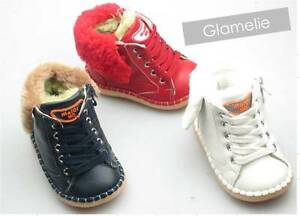 BABY BOYS GIRLS TRAINERS HIGH-TOP WALKING SHOES BOOTS UK ...