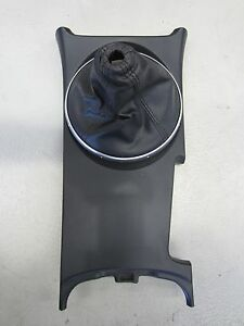 Mazda-RX8-04-08-Gear-Shift-Surround-Boot-Used-Good-Condition