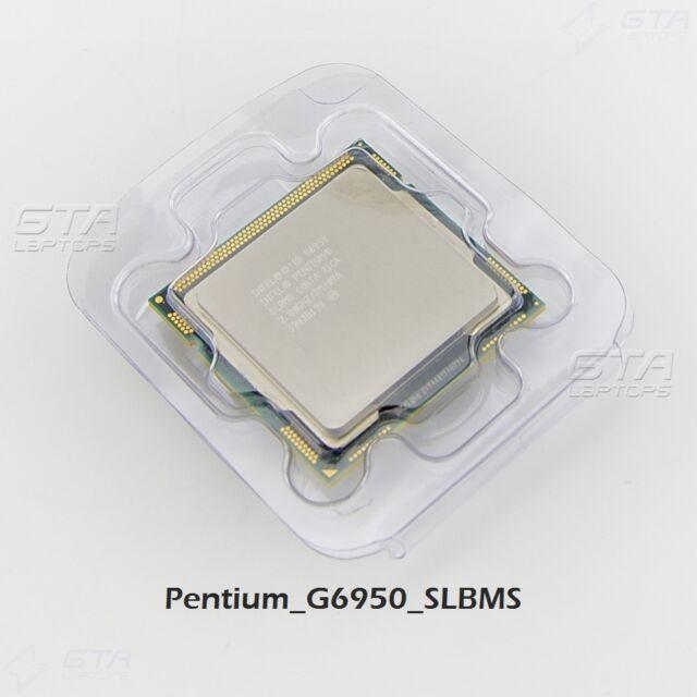 Intel Pentium G6950 2.80GHz SLBMS Socket 1156 Dual-Core CPU