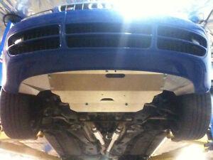 Audi Aluminum Skid Plate Evolution Thor Stress Bar Belly