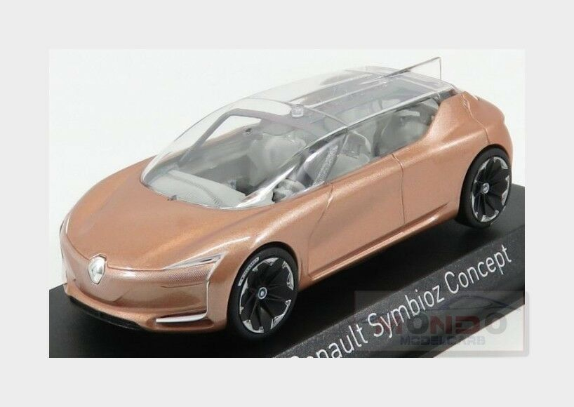 Renault Symbioz Salon De Francfort 2017 Bronze NOREV 1 43 NV517963
