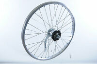 Pedal Back Brake Folding Bike Rear Wheel Coaster Hub Brake 20 X 1.75 Alloy Rim