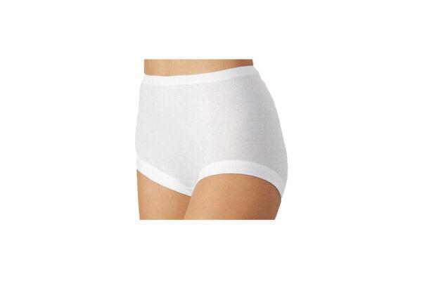 5er Pack Taillenslip NELLY weiß Größen 38 – 52