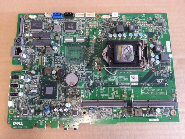 Best Motherboard For 2020 Dell Inspiron One 2020 AIO Intel Motherboard S1155 MTFWP 0mtfwp as