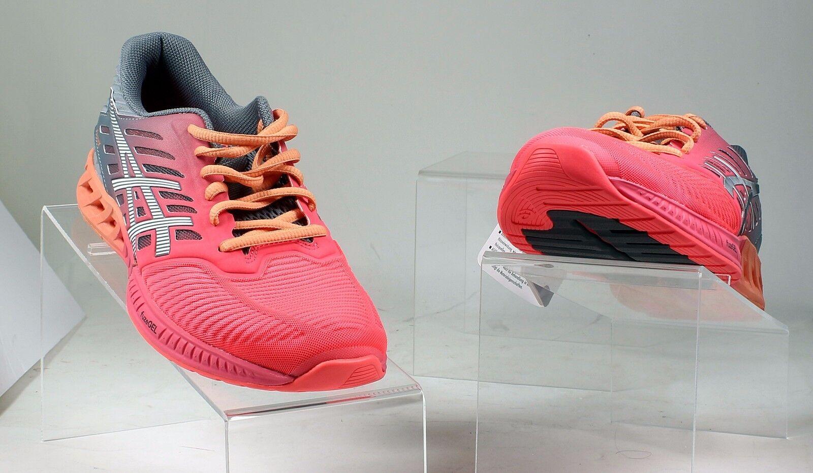Asics Asics Asics de mujer fuzex Running zapatos Diva rosado blancoo Carbono ejecutar capacitación  aquí tiene la última