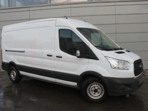 HEKO Wind Déflecteurs Devant Court Set 2-pièces ford transit mk4 Van 2013 Onwards