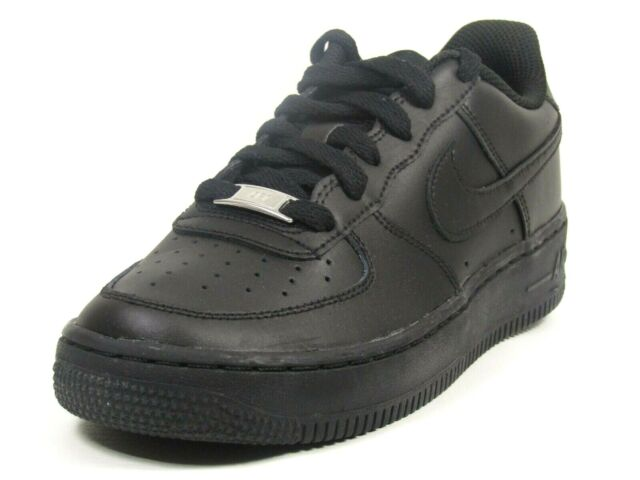 buy online amazing selection store Nike Air Force 1 (gs) Big Kids Style 314192 Color 009 Black 6 for ...