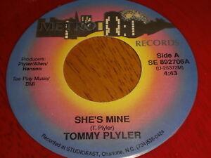Tommy-Plyler-She-039-s-Mine-Sally-Walker-45-Soul