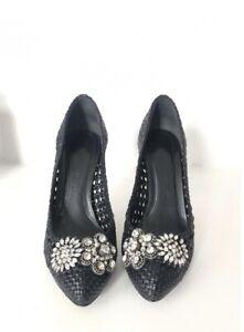 Alexander-McQueen-McQ-Leather-Heels-size-UK5-EU38-US7