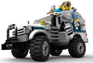 Lego City Undercover charactors gente de la ciudad Vinilo Etiquetas De Pared Wall Decals  </span>