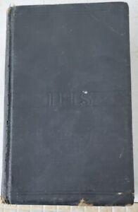 VTG The Catholic Missal IHS Rev Charles J Callan/ Print Edition HC Black 1943