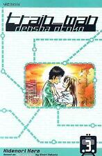 Train_Man: Densha Otoko, Volume 3 (Train-Man)