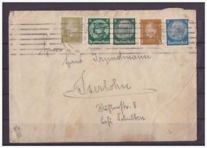 Empire-Allemand-Minr-514-516-479-410-465-Dusseldorf-28-09-1933